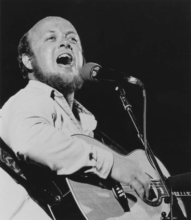 Stan Rogers at the Winnipeg Folk Festival in 1980.