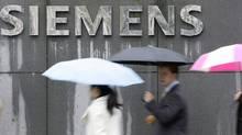 Siemens (MICHAELA REHLE)