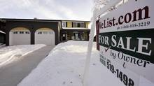 Calgary eyes home-price bump as inventory thins out (TODD KOROL For The Globe and Mail)