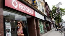 Rogers gained almost 26,000 subscribers in its Internet division, to 1.9 million (Michelle Siu For The Globe and Mail)