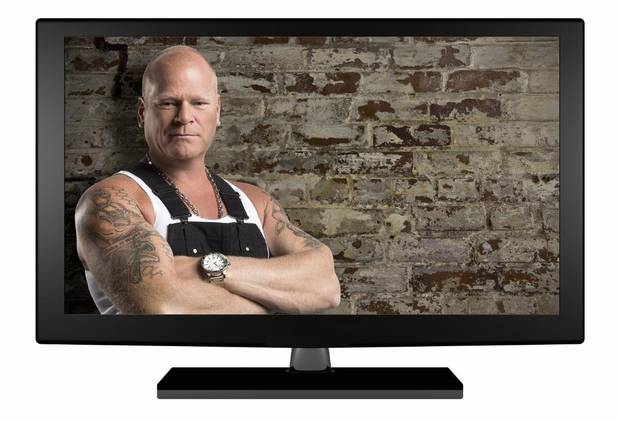 Home improvement host Mike Holmes