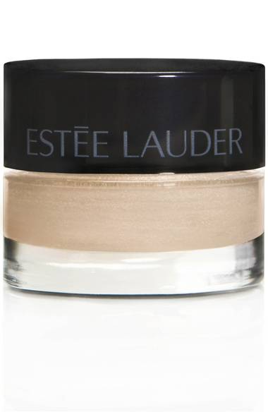 "Best eye shadow: Estée Lauder Pure Color Stay-On Shadow Paint in Halo, $28 at beauty counters across Canada (visit www.esteelauder.com for retailers). ""This shadow has a mousse-like texture that goes on like silk; the dreamy shade highlights while hiding shadows and pigmentation."" – Megan Kirkwood"