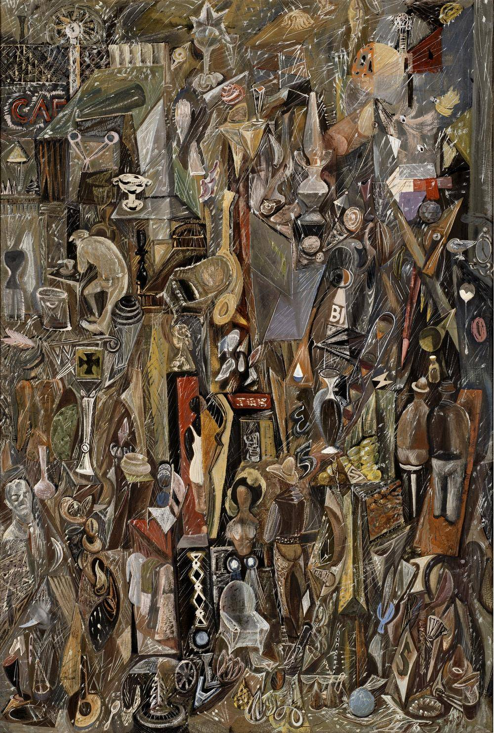 How Painter Mark Tobey Changed The Course Of Modern Art In