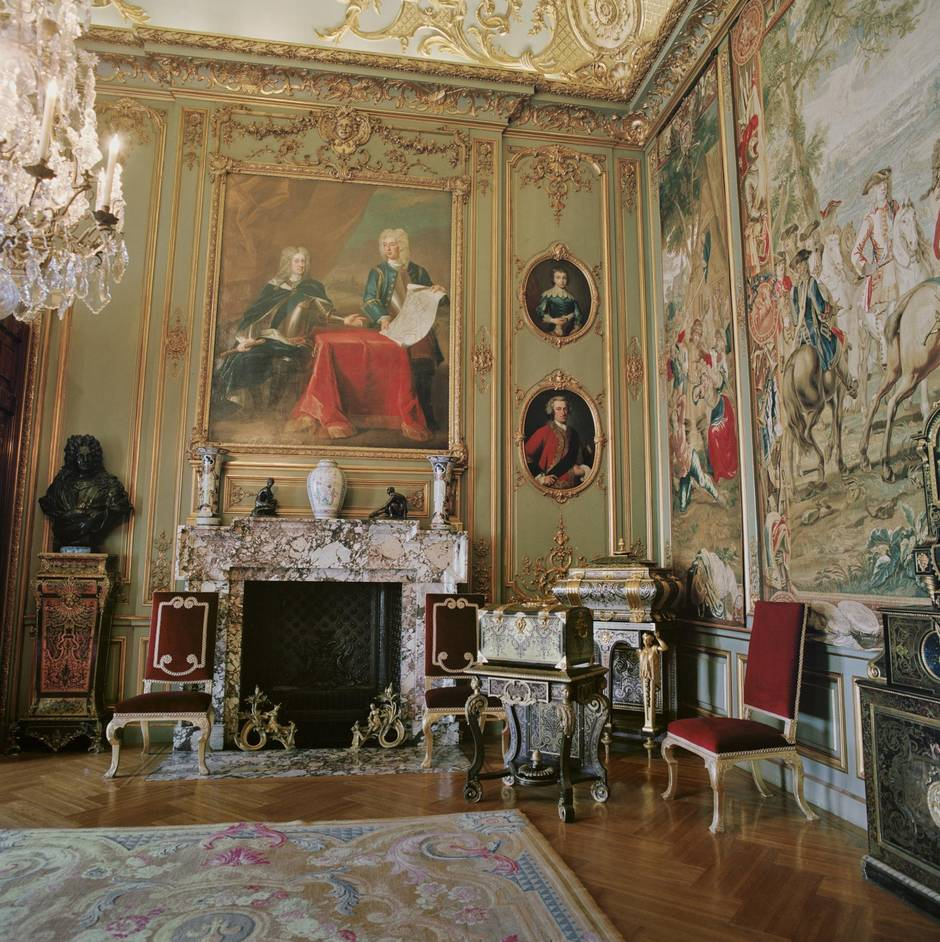 inside blenheim palace a dwelling fit for a duke the globe and mail