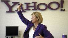 When Yahoo CEO Carol Bartz was fired, it left a dearth of female leaders in the tech sector. (Tony Avelar/Tony Avelar/Bloomberg News)
