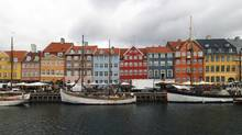 Nyhavn is the colourful canal area that fairy-tale spinner Hans Christian Andersen once called home. (Heiko Potthoff/Getty Images/iStockphoto)
