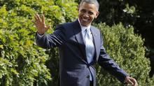 U.S. President Barack Obama. (Jonathan Ernst/Reuters)