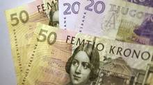 Swedish kronor (Jan Holst/iStockphoto)