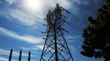 Employment in the utilities sector has surged 16 per cent in the past year, last week's labour force survey shows, making it by far the biggest growth area in the country. Natural resources comes next, with annual growth of 9.3 per cent. (Andrew Vaughan/THE CANADIAN PRESS)