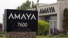 Amaya Gaming recently acquired online poker operators PokerStars and Full-Tilt Poker. (Ryan Remiorz/THE CANADIAN PRESS)