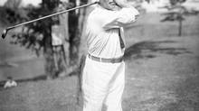 George S. Lyon of Ontario won the gold medal in golf at the 1904 St. Louis Games. (The Canadian Press)