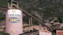Yamana Gold (Handout)