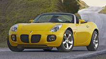 Pontiac Solstice (General Motors)