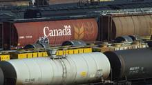 With the long, harsh winter over, CN says it is moving grain to at record speed. (ANDREW WALLACE/REUTERS)