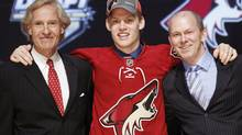 Phoenix Coyotes jersey (Keith Srakocic/The Associated Press)