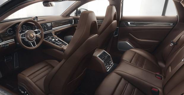 Interior - Porsche