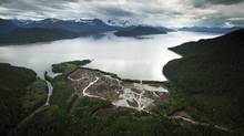 All told, there are more than a half-dozen LNG export projects in the works in North America, including this Kitimat, B.C., project led by Apache Corp. (John Lehmann/The Globe and Mail/John Lehmann/The Globe and Mail)