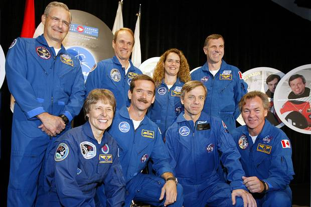 Do you have the right stuff to be a Canadian astronaut ...