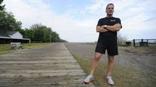 Runner Dave Emilio (Fred Lum/The Globe and Mail)