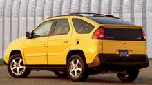 2002 Pontiac Aztek (General Motors)