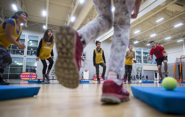 While the KidsMove program remains small for now, Steve Nash said his foundation and the program developers are looking for ways to move it beyond British Columbia.