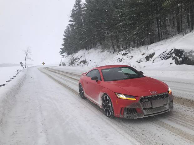 Review Audi TT RS Driveability When You Need It Performance - 2018 audi tts