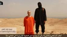 Islamic State insurgents who control territory in Iraq and Syria released a video on Tuesday purportedly showing the beheading of U.S. journalist James Foley, who had gone missing in Syria nearly two years ago.