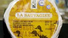 La Sauvagine, part of Saputo's line of cheeses. The Saputo is the world's 12th-largest dairy processor and Canada's largest with more than 10,000 employees. (Christinne Muschi for The Globe and Mail/Christinne Muschi for The Globe and Mail)