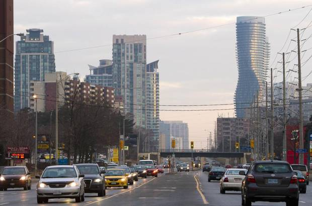 A light-rail line on Hurontario Street was initially a legacy project for former mayor Hazel McCallion.