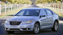 2013 Chrysler 200 (Chrysler)