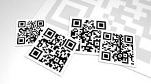 QR Codes Collage Design Close-Up (Scott Nodine/Getty Images/iStockphoto)