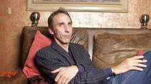 English writer, Will Self, has written eight novels, five collections of shorter fiction, three novellas and five collections of non-fiction writing. (Karen Robinson/The Guardian)
