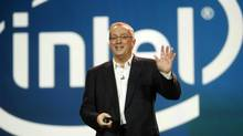 Paul Otellini, president and CEO of Intel Corporation, arrives to give a keynote address during the 2012 International Consumer Electronics Show (CES) in Las Vegas, Nevada in this January 10, 2012, file photo. Intel Corp. said on November 19, 2012, that Chief Executive Officer Paul Ottelini would retire in May, stepping down from the world's leading chipmaker at time when it is grappling with weak PC demand as the industry shifts towards mobile computing. REUTERS/Steve Marcus/Files (UNITED STATES - Tags: BUSINESS SCIENCE TECHNOLOGY) (STEVE MARCUS/REUTERS)
