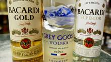 Sidney Frank, the creator of Grey Goose vodka, sold his brand to Bacardi in 2004, just seven years after its inception, for $2 billion in cash. At the time it was the largest single brand sale. Mr. Frank's estimated profit: $1.6 billion. (Mario Tama/2004 Getty Images)