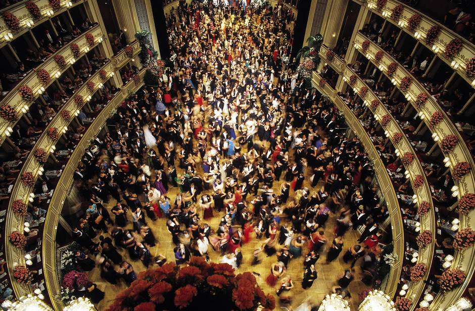 In Vienna, the waltz is a living cultural heritage - The