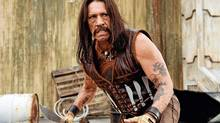 With a face as tough as tree bark, Danny Trejo stars as a revenge-seeking ex-Federale in Machete. (Joaquin Avellan/AP/Joaquin Avellan/AP)