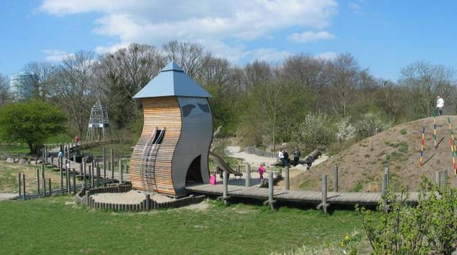 How The Latest Playgrounds Are Making Child S Play Fun