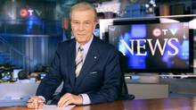 Lloyd Robertson is CTV's chief anchor and senior editor. (CTV)