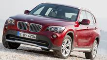 2011 BMW X1 xDrive28i (Tom Kirkpatrick/BMW)