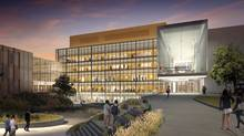 Rendering of what (University of Calgary.)