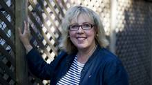 Green Party Leader Elizabeth May. (Sarah Dea/The Globe and Mail)