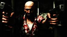 Our brooding hero – a bit craggier, a little greyer, and slightly broader around the waste than you might remember him – leaves his old life behind to start anew as a bodyguard in São Paulo, Brazil in Max Payne 3. (Rockstar Games)