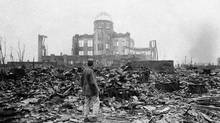 The Japanese rebuilt after 1945, and they'll do it again (Stanley Troutman/AP)