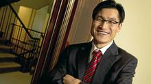 South Korea-trained lawyer Sangkil Yi, 40, is bringing his international experience to Stikeman Elliott through the University of Toronto's Internationally Trained Lawyers Program. (Peter Power/The Globe and Mail/Peter Power/The Globe and Mail)