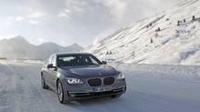 2013 BMW 7-Series (BMW)