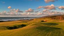 The sixteenth hole at Cabot Links in Cape Breton, Nova Scotia. (Cabot Links/Cabot Links)