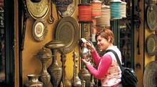 Shop in Istanbul or track gorillas with a tour group if your partner doesn't like to travel. (PEAK Travel Group)