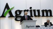 Mike Wilson, Agrium CEO (TODD KOROL)