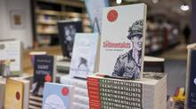"""The Sentimentalists"", the Scotiabank Giller Prize-winning book by Johanna Skibsrud is just one of the many books printed by Douglas & McIntyre over the years. (The Globe and Mail)"
