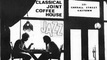 Detail of a poster ad for the Classical Joint Coffehouse in Vancouver: The famed nightspot was open from 1970-1990. (Andreas Nothiger Collection)